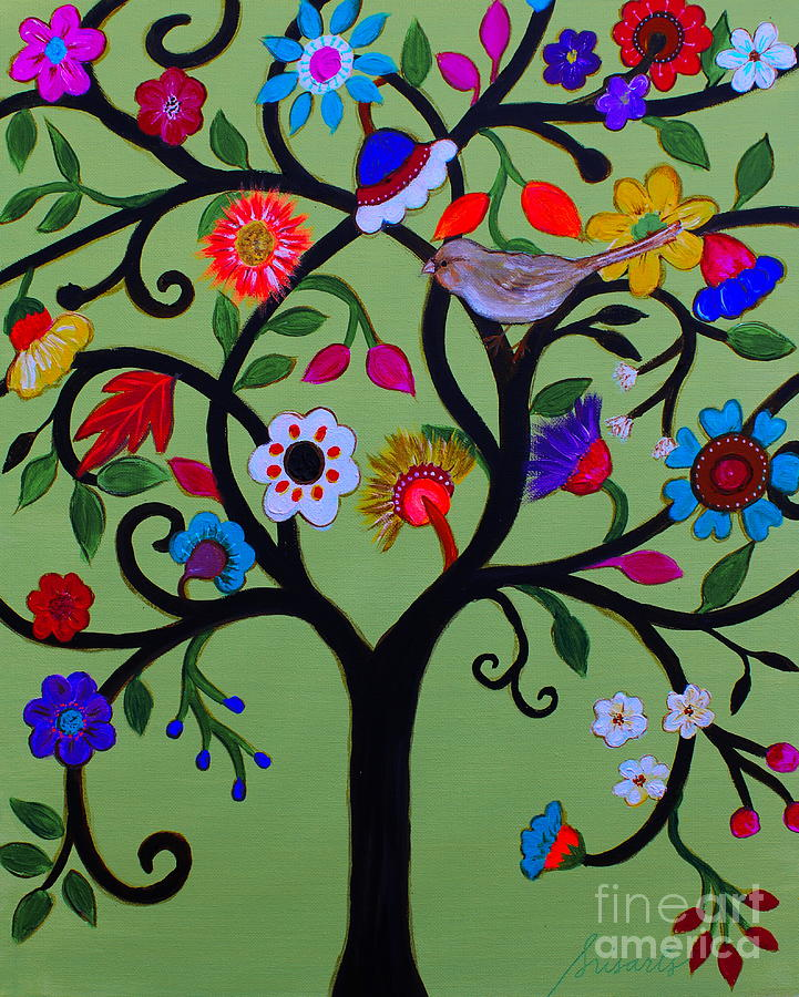 LOVING TREE OF LIFE by PRISTINE CARTERA TURKUS