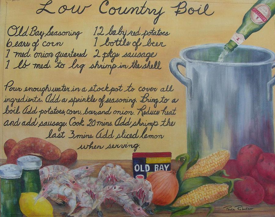 Low Country Boil by Paula Robertson