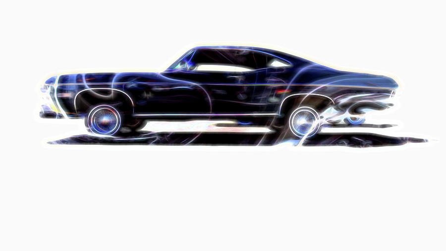 Low Rider Show in White Center  by Cathy Anderson