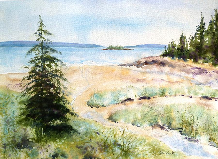 Low Tide by Diane Kirk