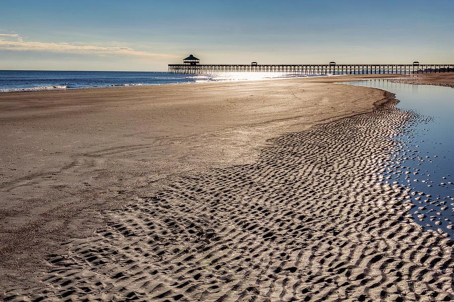 Charleston Photograph - Low Tide by Drew Castelhano