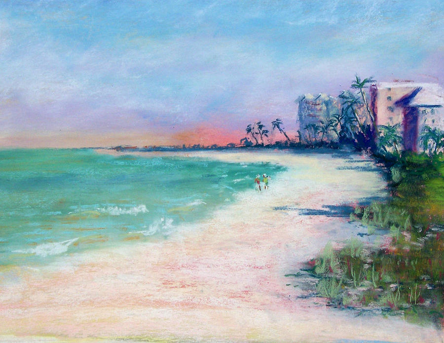 Lowdermilk Park Painting - Lowdermilk Park North by Laurie Paci