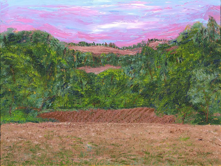 Lower Field by Alice Faber