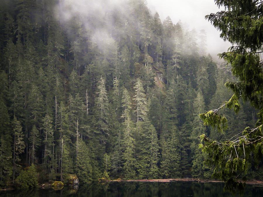 Lower Lena Lake by Tony Porter Photography