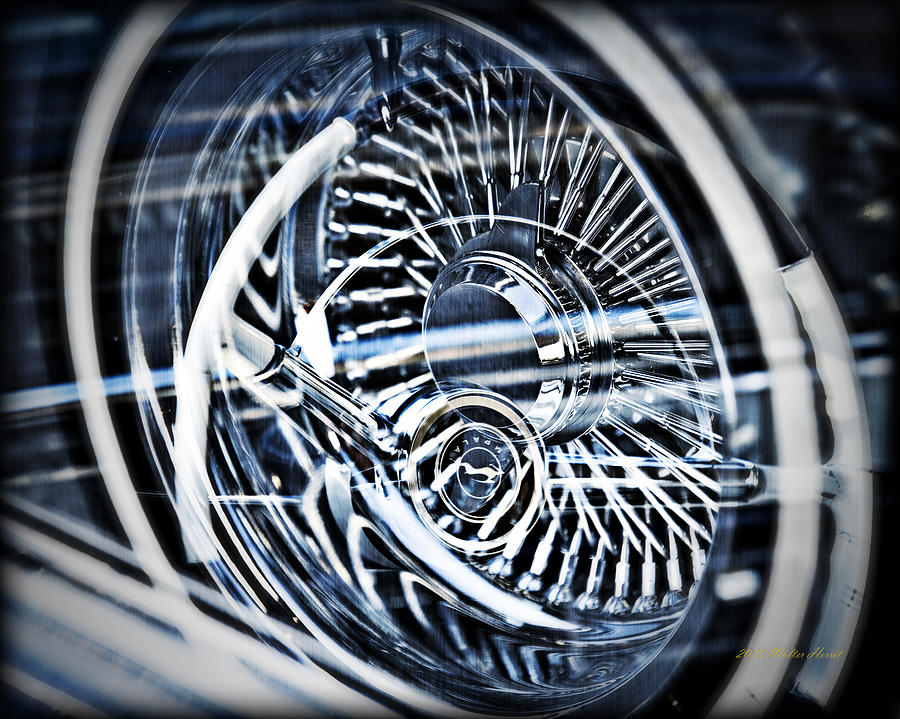 Wire Wheels Photographs | Fine Art America