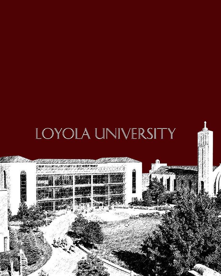 Loyola University Version 3 by DB Artist