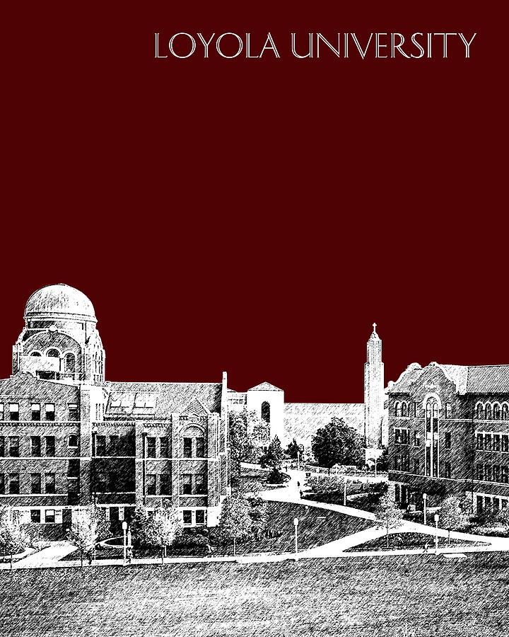 Loyola University Version 4 by DB Artist