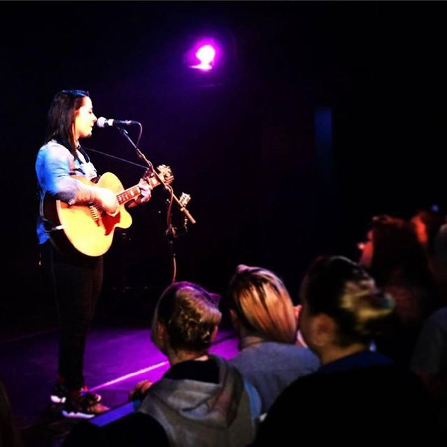 Vscocam Photograph - @lspraggan #hometour #home #livemusic by Natalie Anne