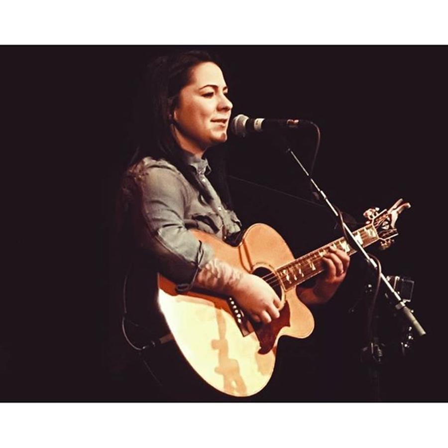 Livemusic Photograph - @lspraggan In @brighton The Other by Natalie Anne