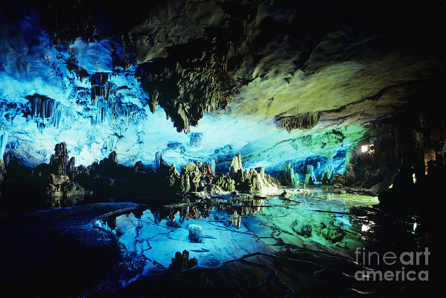 Access Photograph - Lu Di Cave by Rita Ariyoshi - Printscapes