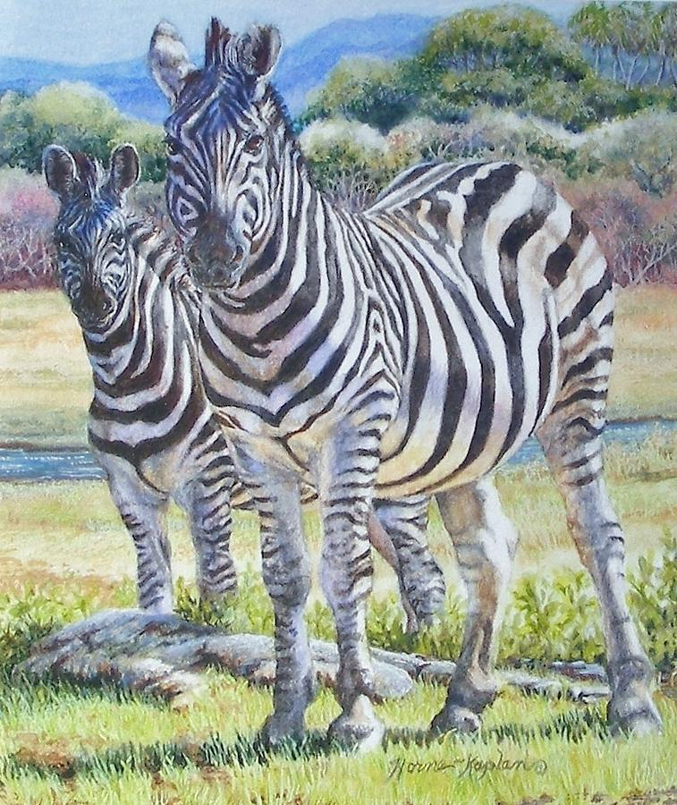 Lucky Stripes by Denise Horne-Kaplan