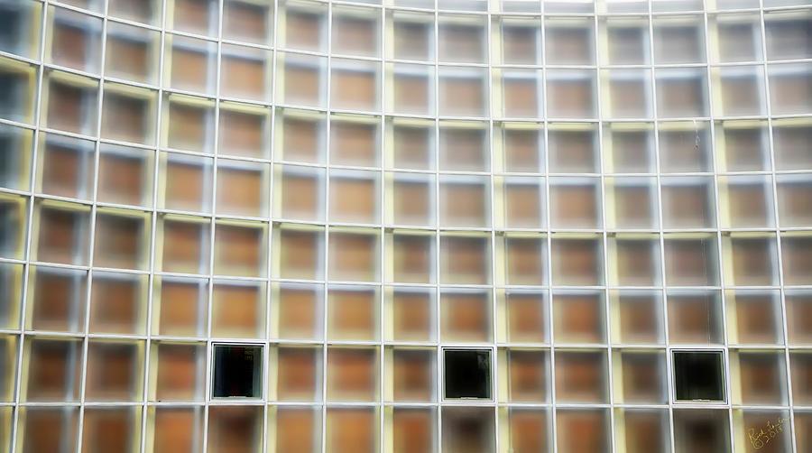 Square Photograph - Lumina Squares by Rick Lawler