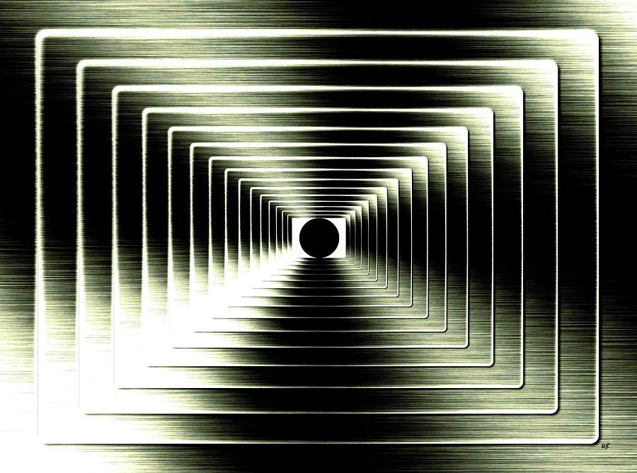 Abstract Digital Art - Luminous Energy 15 by Will Borden
