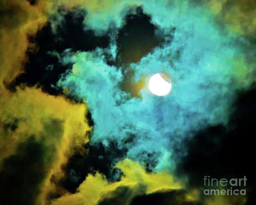 Lunar Eclipse  by Michael Tidwell