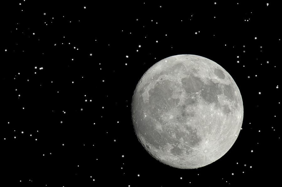 Lunar Landscape by D'Arcy Evans