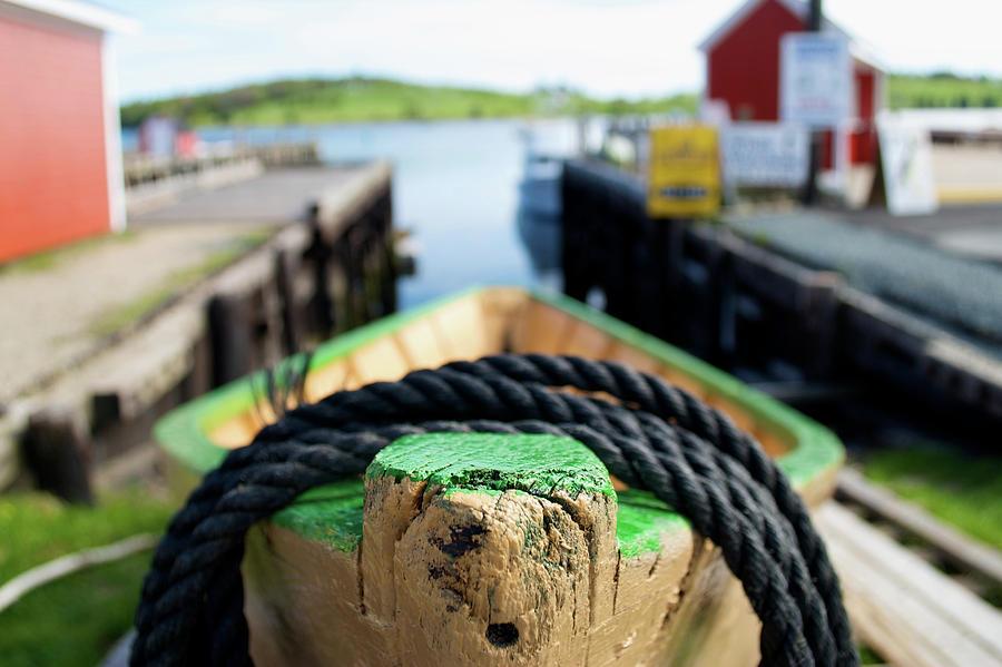 Nova Scotia Photograph - Lunenburg - Nova Scotia by Andre Distel