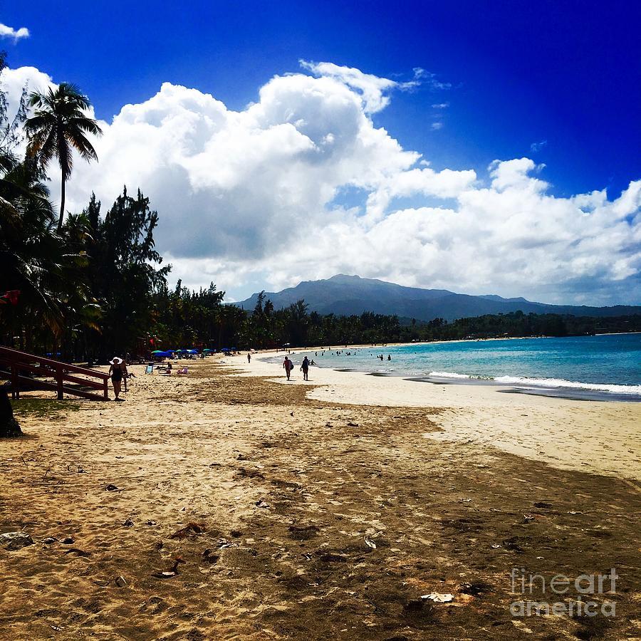 Luquillo Beach, Puerto Rico Photograph