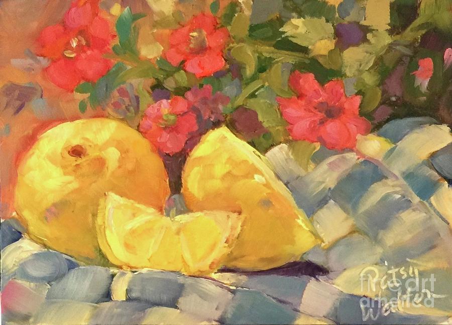 Luscious Lemons by Patsy Walton
