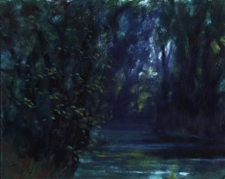 Lush Interlude by James H Toenjes