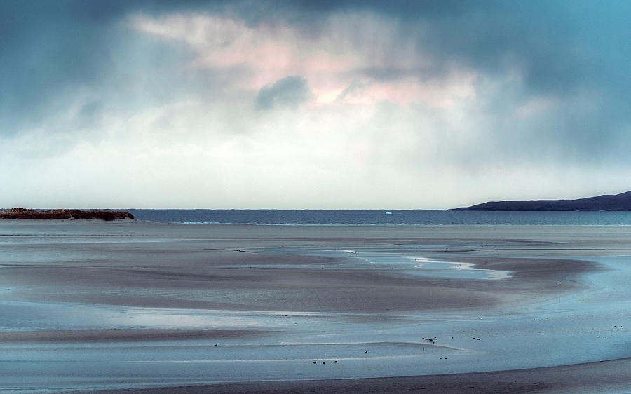 Luskentyre Photograph - Luskentyre Bay by Phillips and Phillips