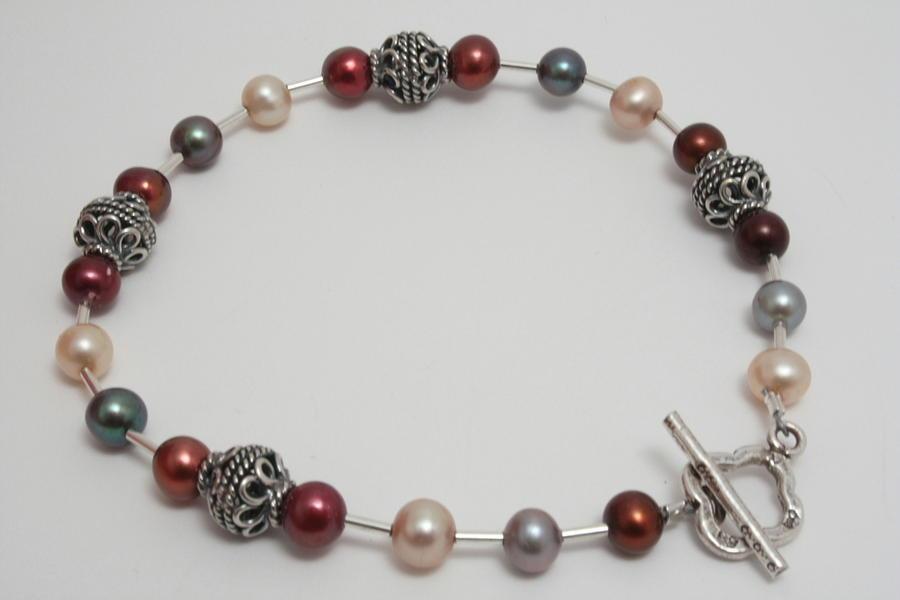 Jewelry Jewelry - Lustrous Pearl by Jerri Nielsen