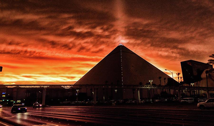 Luxor Las Vegas by Michael Rogers
