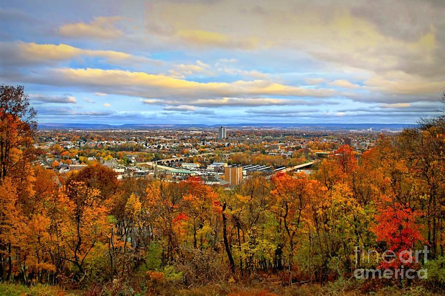 Autumn Photograph - Lv Autumn by DJ Florek