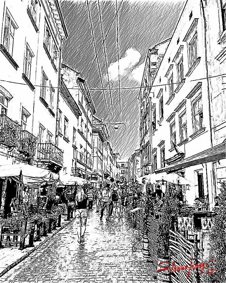 Lviv  by Silvano Franzi