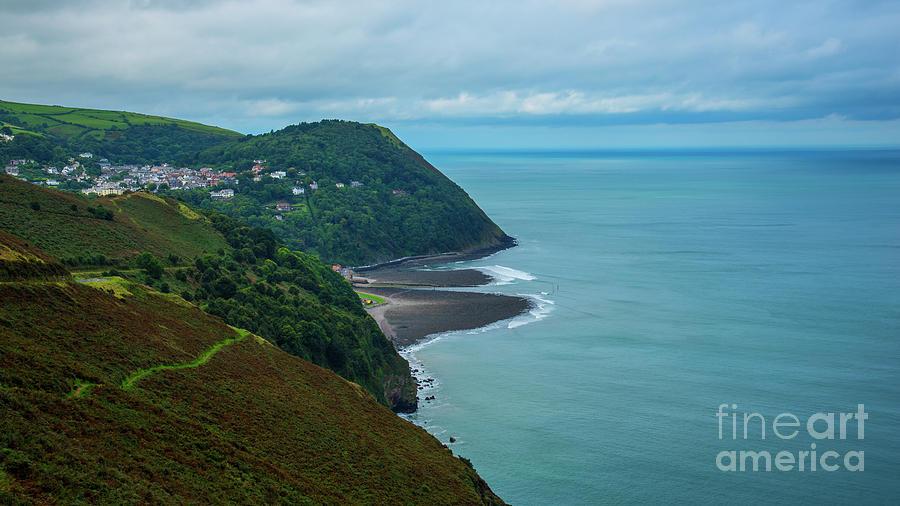 Lynmouth North Devon Photograph