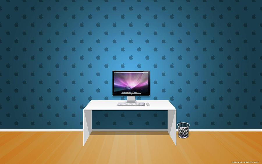Mac  1920x1200 004 Digital Art by Mery Moon