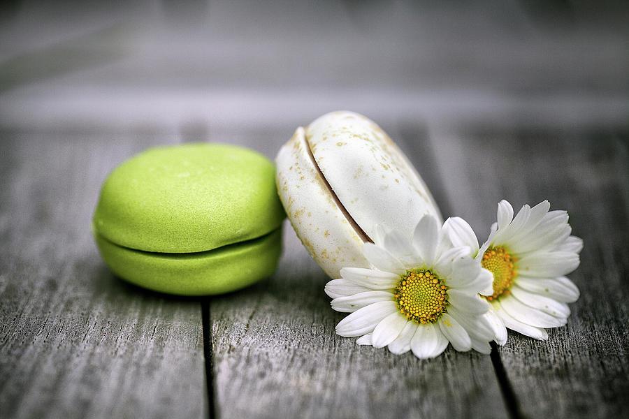 Macarons Photograph