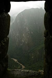 Macchu Picchu Photograph - Macchu Picchu Window6 by A paul Cartier