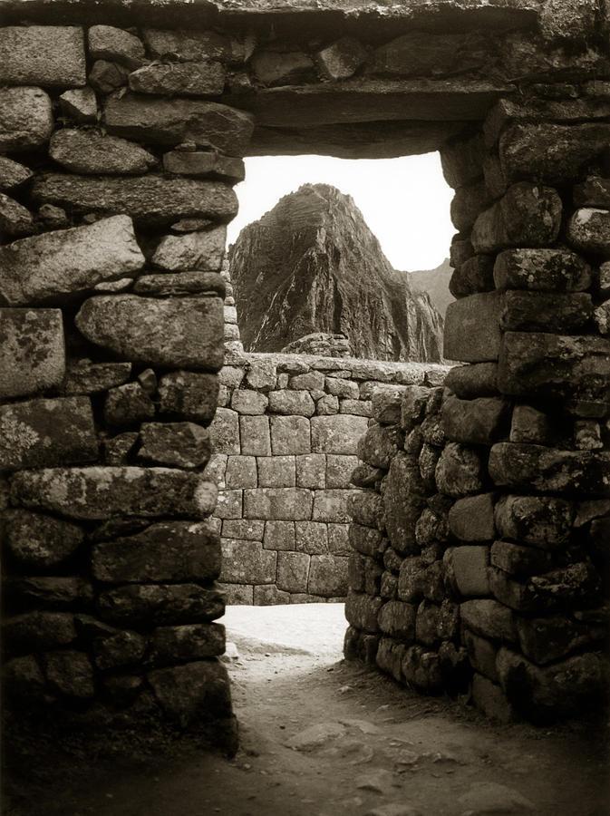 Machu Picchu Photograph - Machu Picchu by Amarildo Correa