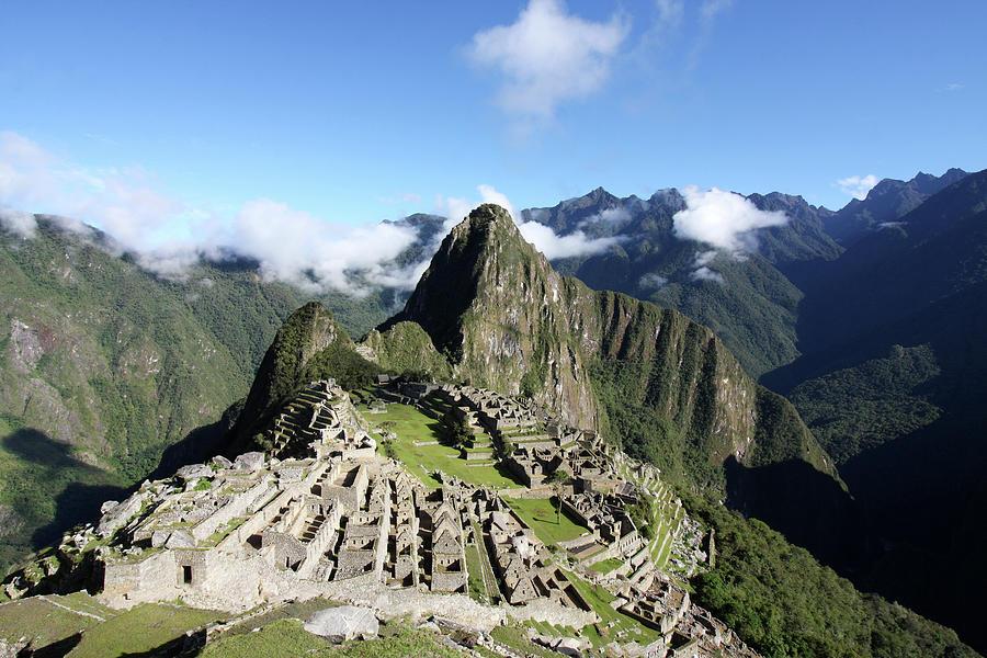 Machu Picchu, Peru by Aidan Moran