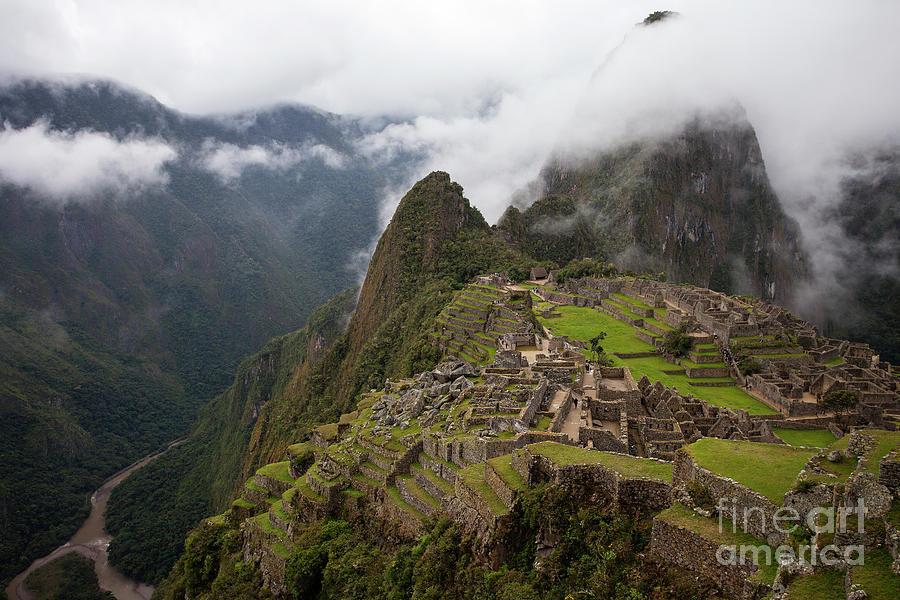 Machu Picchu by Timothy Johnson