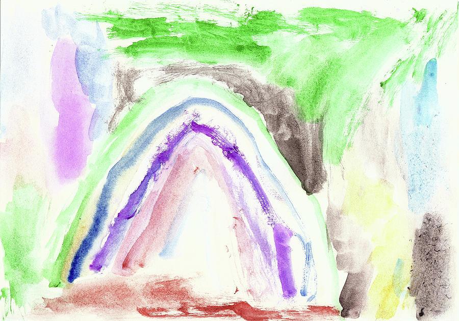 Maciah S Painting by Maciah S