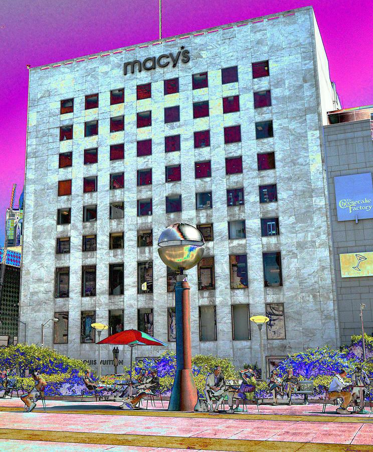 Macys Photograph