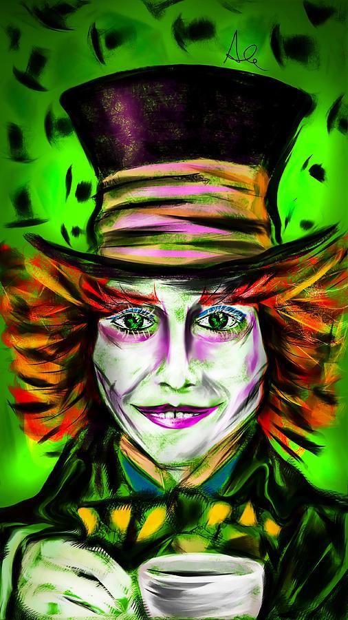 Mad Hatter by Alessandro Della Pietra