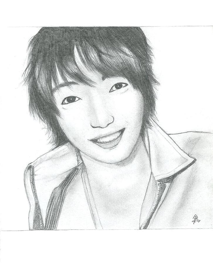 Asian Drawing - Made In China by Lydia Hansen