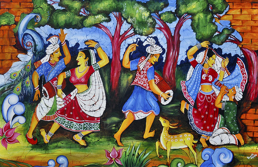 Madhubani Painting Pictures