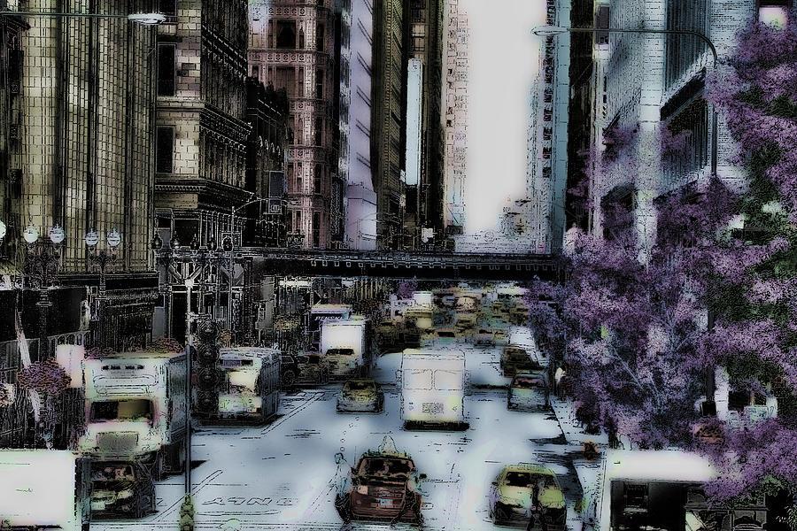 Madison Commute by Bruce Richardson