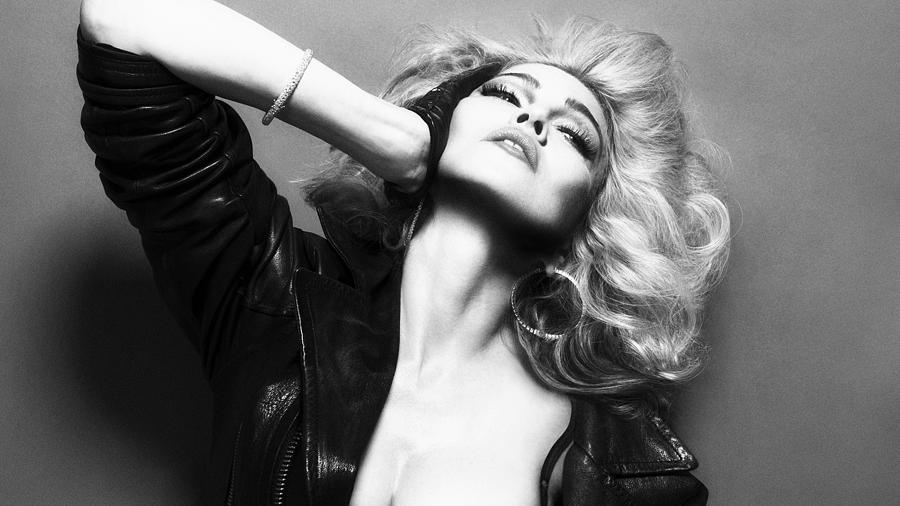 Madonna Digital Art - Madonna by Dorothy Binder