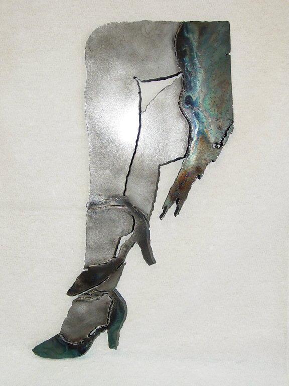 Dancer Sculpture - Mae Sold by Steve Mudge