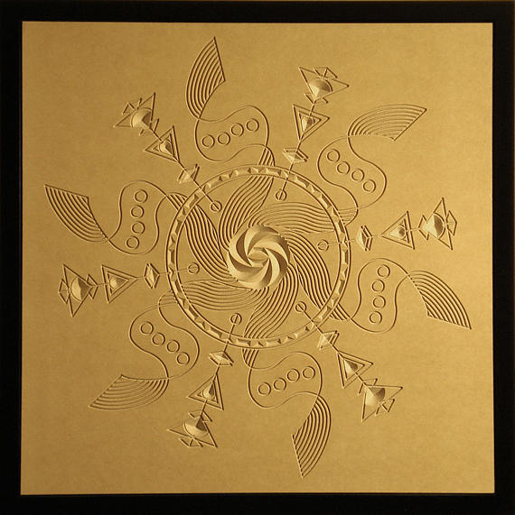 Relief Relief - Maelstrom Relief by DB Artist