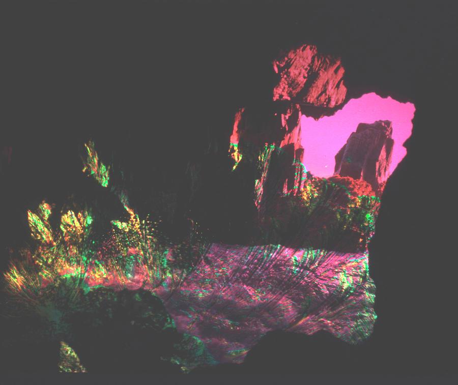 Magic Cave by Sondra Barrett