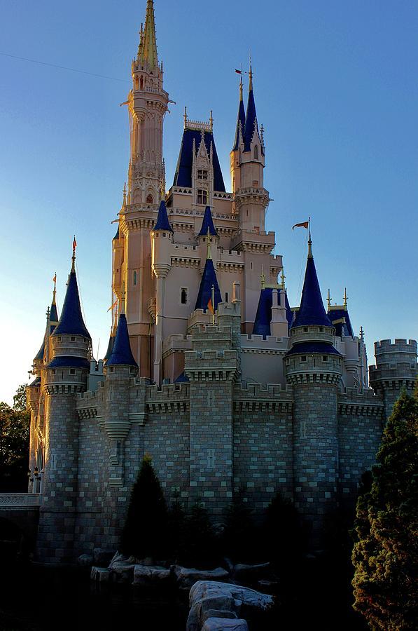 Magic Kingdom Photograph