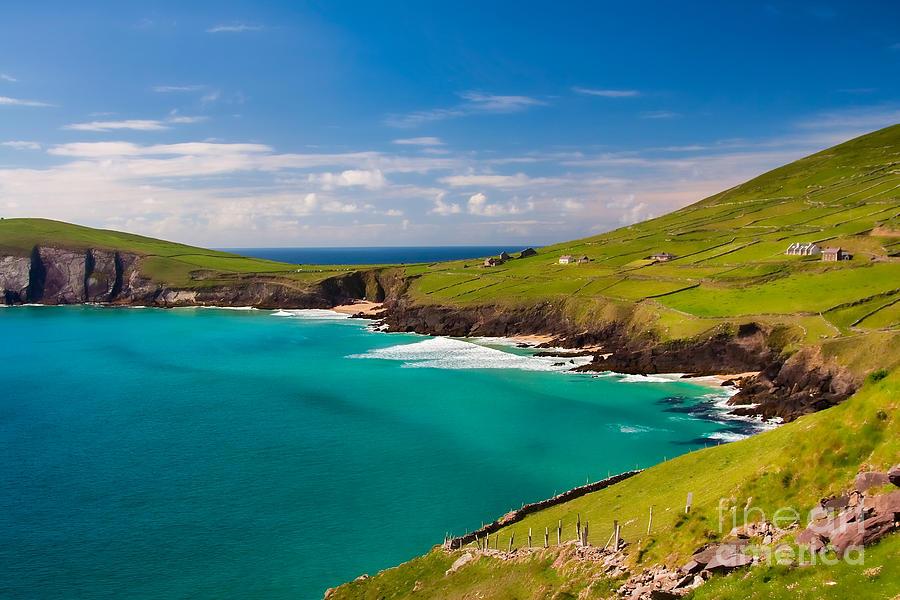 Ireland Photograph - Magic Lands by Gabriela Insuratelu