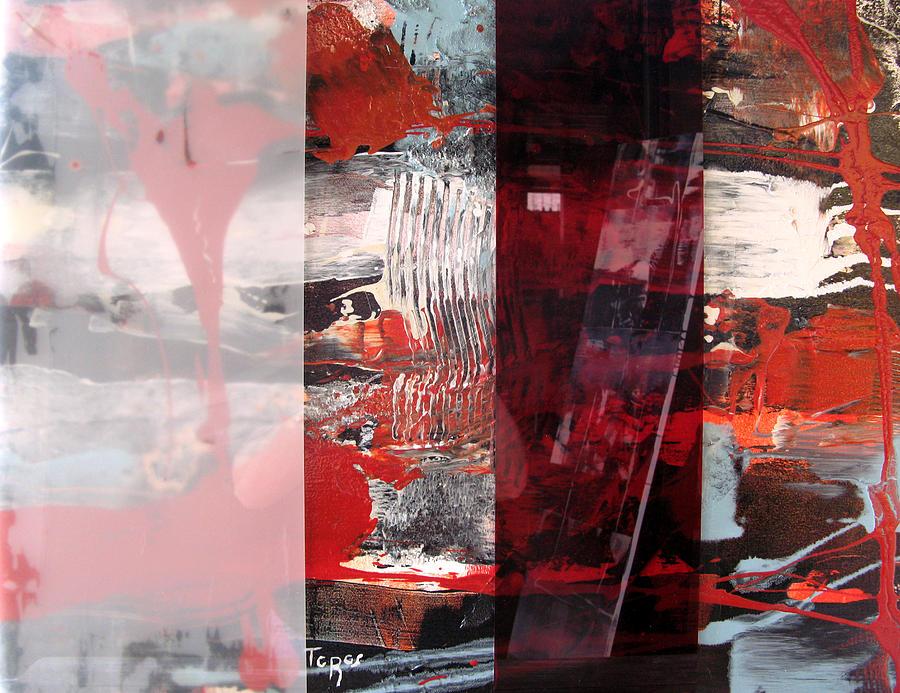 Abstract Mixed Media - Magic Moments by Thorsten Frank