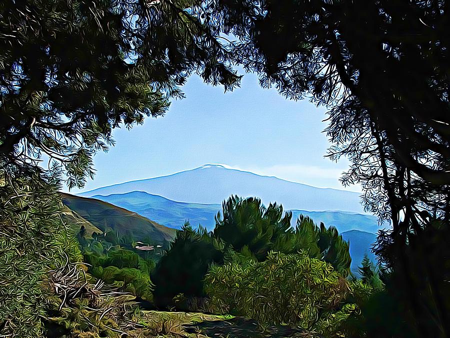 Magical Etna by Lucia Sirna