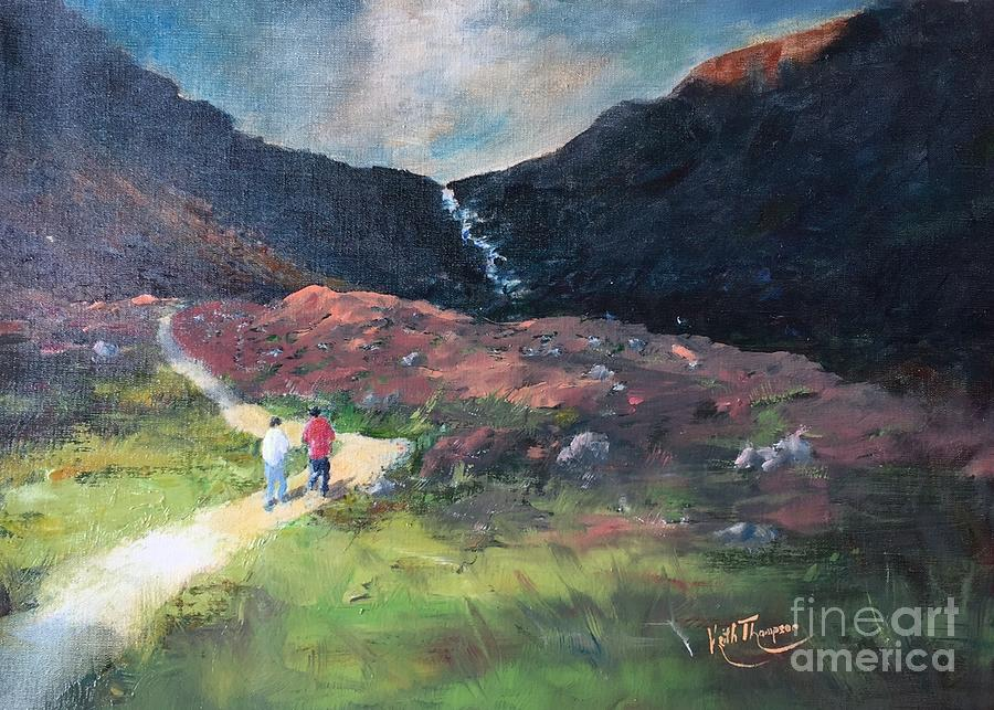 Magical Mahon Falls by Keith Thompson